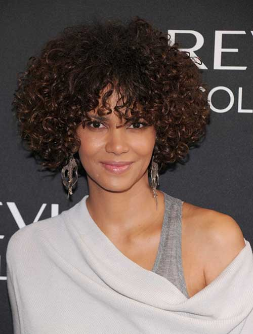 Pleasant 15 Curly Short Hairstyles For Black Women Short Hairstyles Short Hairstyles Gunalazisus