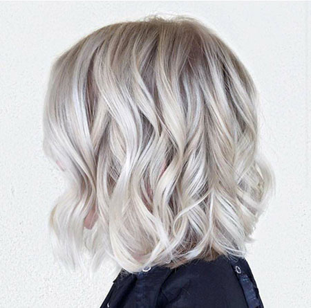 Short Wavy Hairstyles Short Hairstyles Amp Haircuts 2019