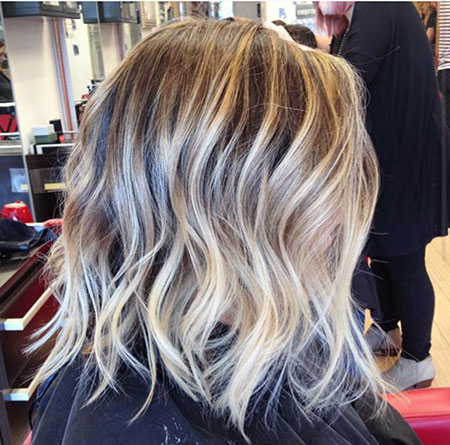 Short Wavy Hairstyles-18