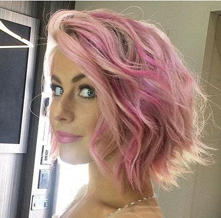 Short Wavy Hairstyles-28
