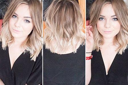 Short Wavy Hairstyles-6