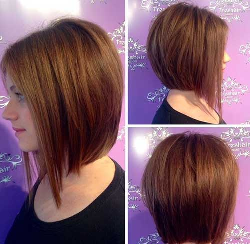 Layered Short Haircuts For Round Fat Faces Short Hairstyles