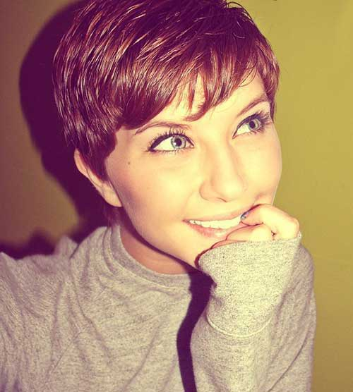 Girls Hairstyles For Short Hair-10