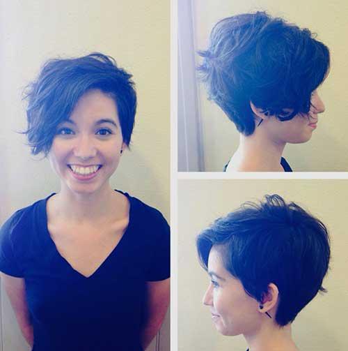 Short Haircuts 2015-11