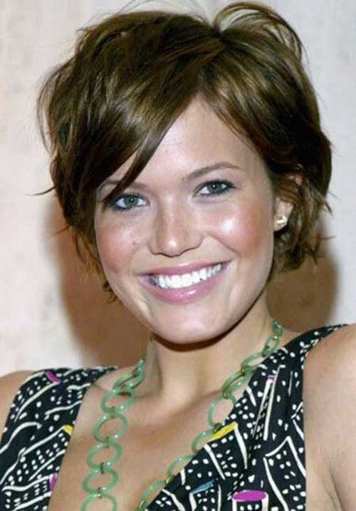 Girls Hairstyles For Short Hair-14