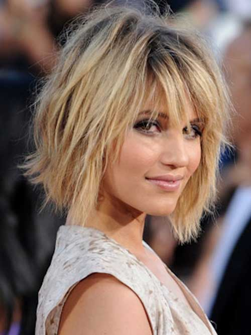 Hairstyles for Short Hair 2015-14