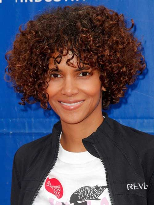 Halle Berry Short Curly Hair-14