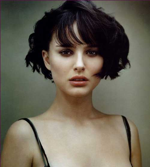 Female Celebrities with Short Hair-15