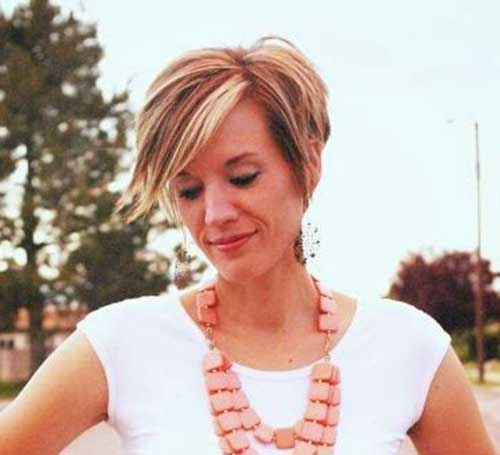Hairstyles for Short Hair 2015-15