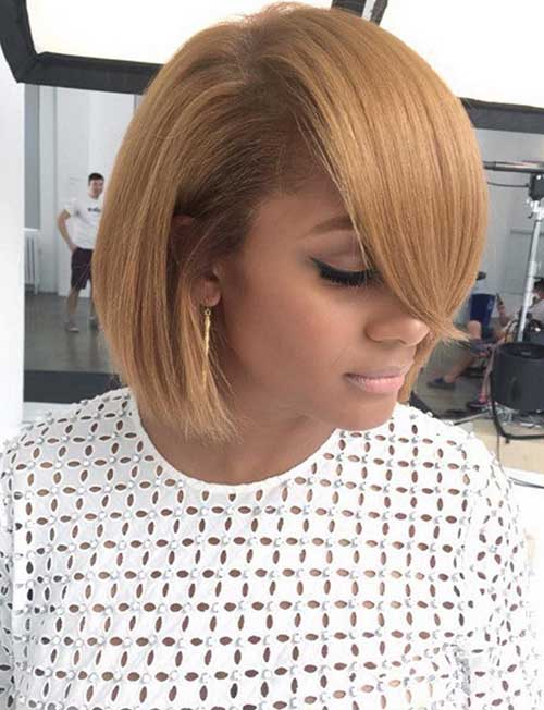 Honey Blonde Short Hair 2015-15
