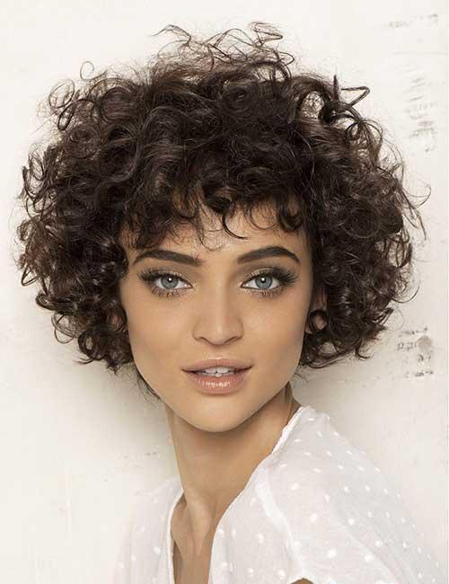 Short Curly Hair Styles 2015-15