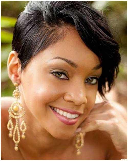 Short Hairstyles Black Women-16