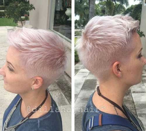 Girls Hairstyles For Short Hair-17