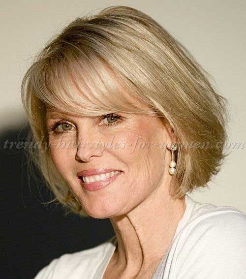 Short Hair Styles For Over 50-17