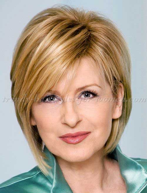 Short Hair Styles For Over 50-18