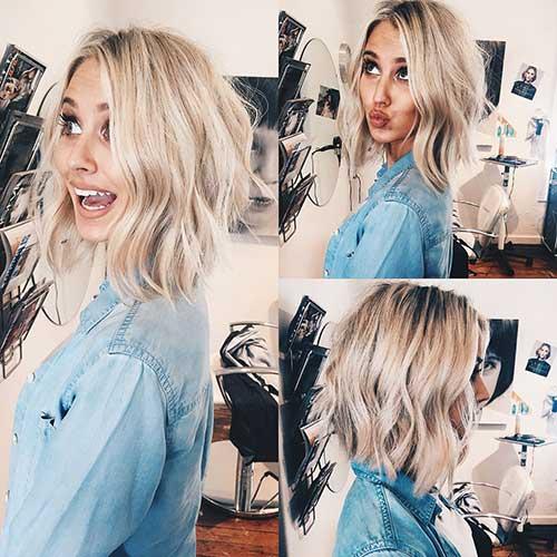 Short Haircuts 2015-18
