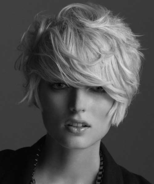 Hairstyles for Short Hair 2015-19