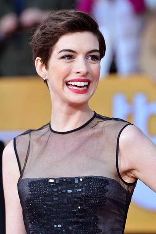 Anne Hathaway Pixie Cuts-20