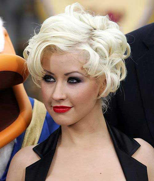 Hairstyles for Short Hair 2015-20