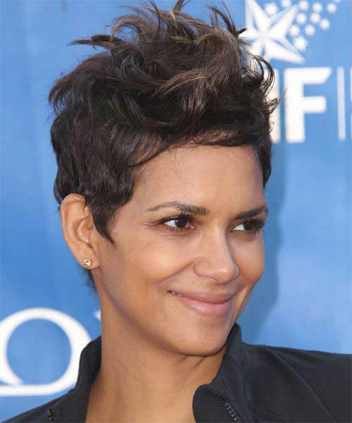 Halle Berry Short Curly Hair-20