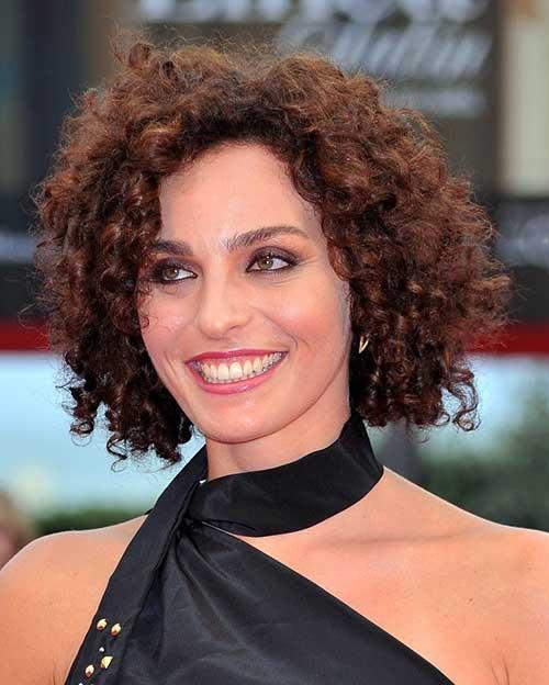 Short Curly Haircuts 2015-20