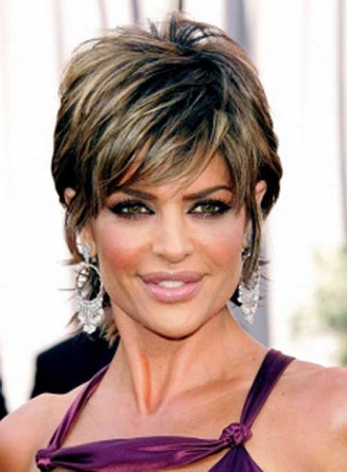 Short Hair Styles For Over 50 20
