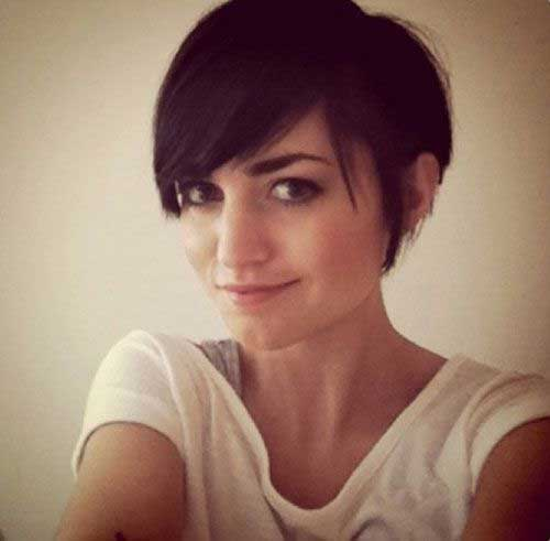 Short Haircuts with Bangs-20