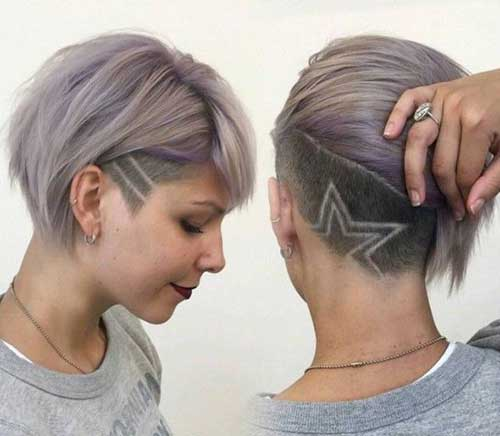 Girls Hairstyles For Short Hair-21