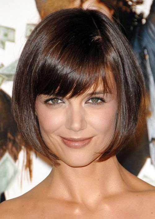 Short Haircuts with Bangs-21