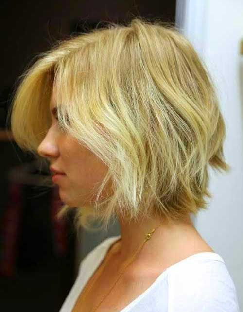 Easy Short Haircuts-22