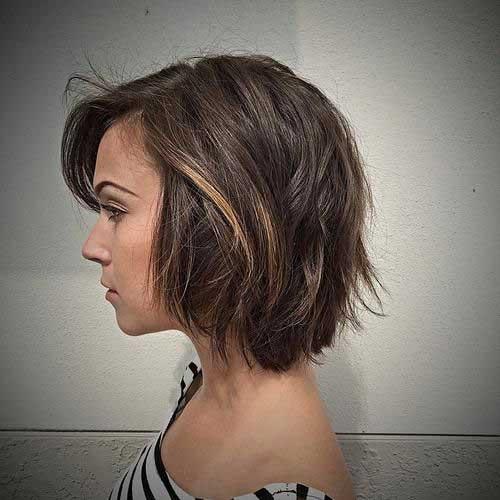 Short Haircuts with Bangs-22