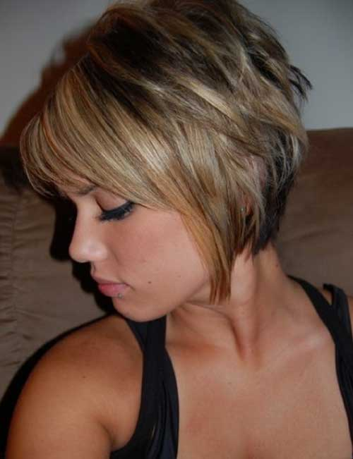 Hairstyles for Short Hair 2015-29