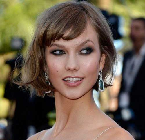 Female Celebrities with Short Hair-6