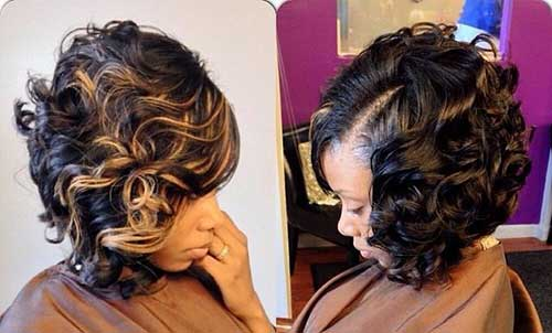 Short Curly Haircuts 2015-6