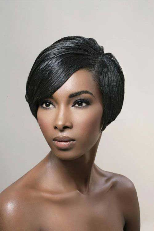 20 Best Short Hairstyles Black Women