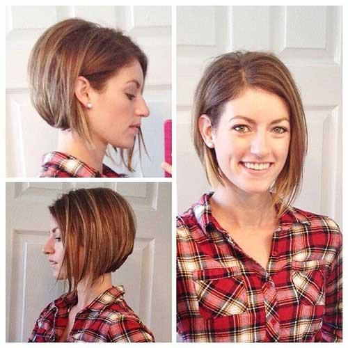Easy Short Haircuts-7
