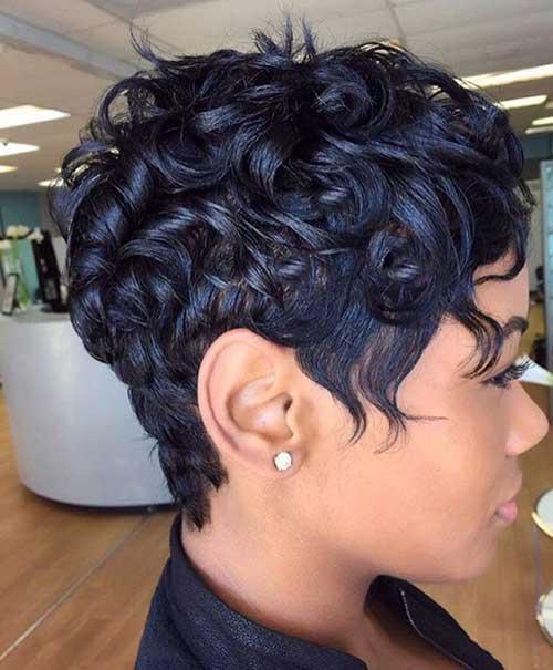 Short Curly Hair Styles 2015-8