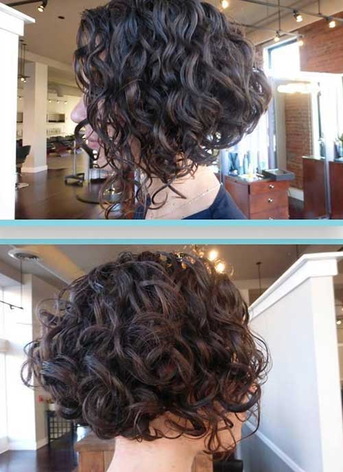 Short Curly Haircuts 2015-8