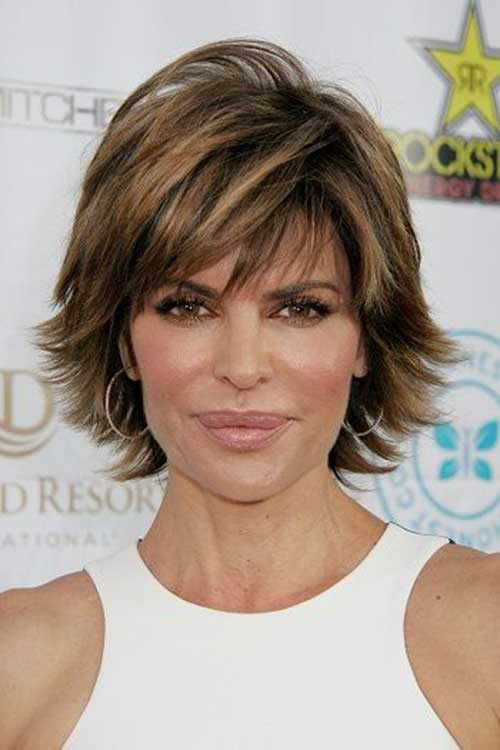 Short Hair Styles For Over 50-9