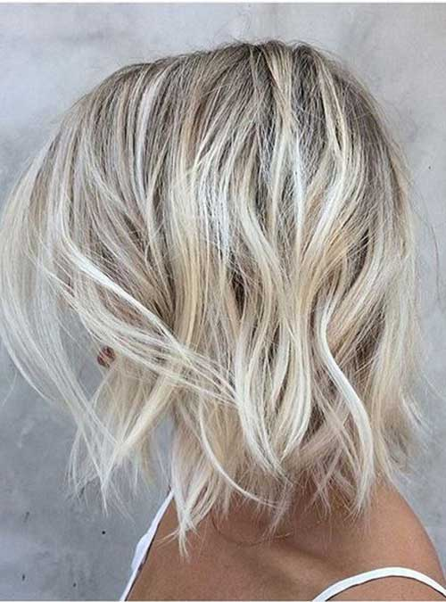 20 Best Blonde Balayage Short Hair | Short Hairstyles & Haircuts 2015