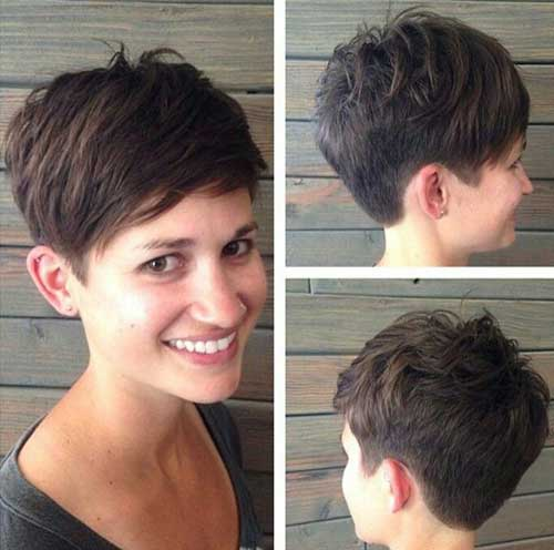 Short Haircut 2015