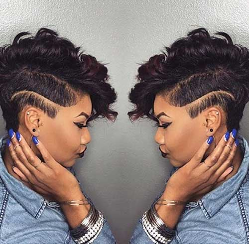 Outstanding 25 New Black Girls Hairstyles Short Hairstyles Amp Haircuts 2015 Hairstyles For Women Draintrainus