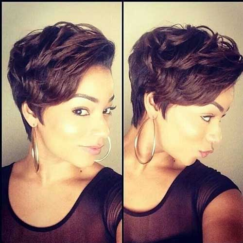 20 Best Short Hairstyles Black Women Short Hairstyles Haircuts
