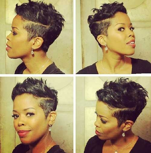 20 Best Short Hairstyles Black Women Short Hairstyles Haircuts 2019 2020