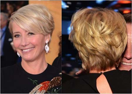 Short Haircuts For Mature Women | Short Hairstyles ...