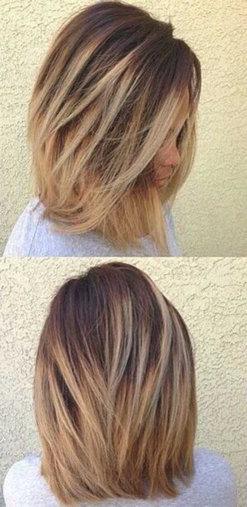 Ombre Bob Hairstyle