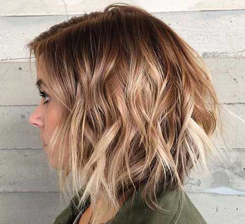 20 Best Ombre Hair Color For Short Hair Short Hairstyles Haircuts 2019 2020