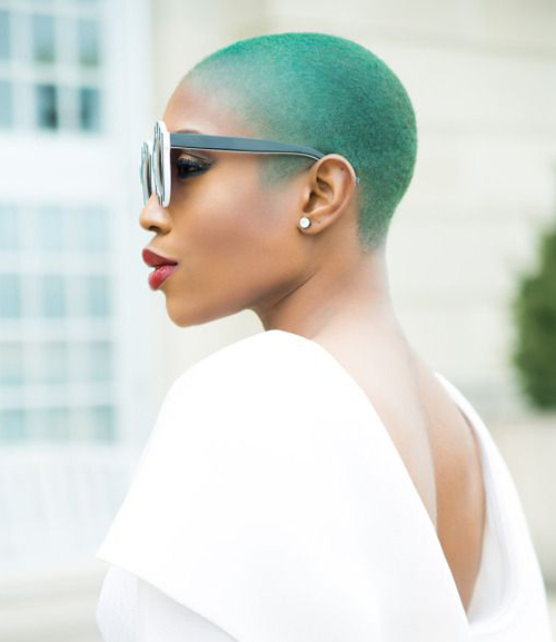 15 Chic Hairstyles For Black Girls