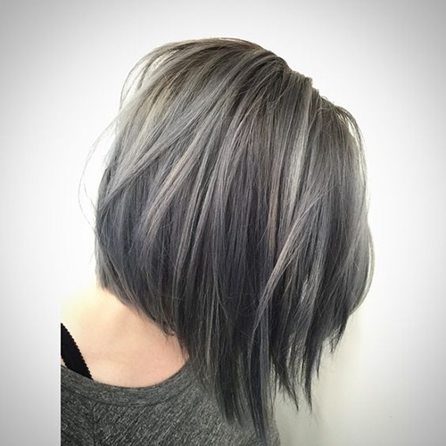 Short Grey Hair Styles-11