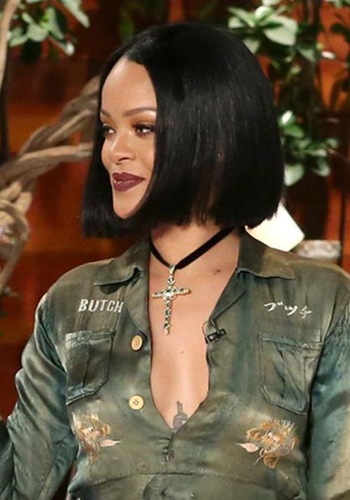 Rihanna Bob Haircuts-11